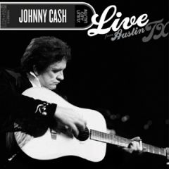 Live From Austin TX - LP / Johnny Cash / 2012