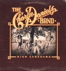 High Lonesome - LP / Charlie Daniels Band / 1976