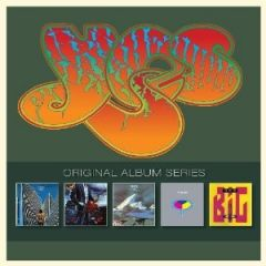 Original Album Series - 5CD / Yes / 2013