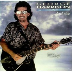 Cloud Nine - LP / George Harrison / 1987