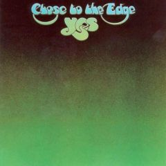 Close to the Edge - CD / Yes / 1972