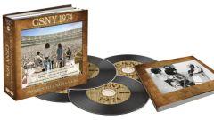 CSNY 1974 - 3cd+dvd / Crosby, Stills, Nash & Young / 2014