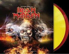 Many Faces Of Iron Maiden - 2LP (Gul Og Rød Vinyl) / Iron Maiden | Various Artists / 2020