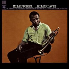 Milestones - cd / Miles Davis / 1958