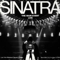 The Main Event / Live - cd / Frank Sinatra / 1974