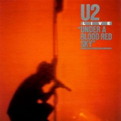 Under A Blood Red Sky (Live) - cd / U2 / 1983