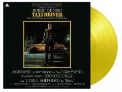Taxi Driver Original Soundtrack - LP (Gul vinyl) / Bernard Hermann   Soundtrack / 1976 / 2019