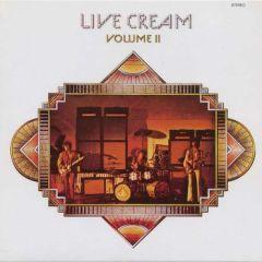 Live Cream, volume II - CD / Cream / 1972 / 1998
