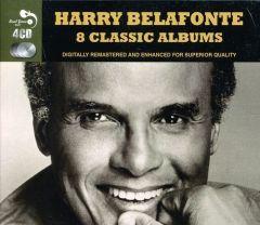 8 Classic Albums - 4cd / Harry Belafonte / 2012