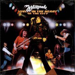 Live…in the heart of the city - 2cd / Whitesnake / 1980