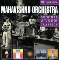 Original Album Classics - 5CD / Mahavishnu Orchestra / 2007