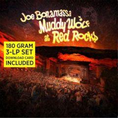 Muddy Wolf At Red Rocks - 3LP / Joe Bonamassa / 2015