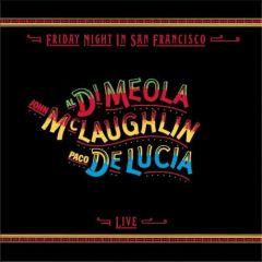 Friday Night In San Francisco - CD / John McLaughlin, Al di Meola & Paco de Lucia / 1981
