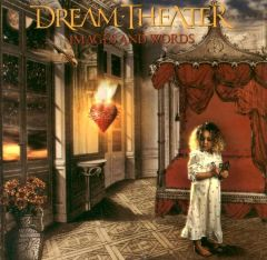 Images And Words - CD / Dream Theater / 1992