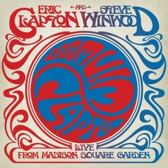 Live From Madison Square Garden - 2cd / Eric Clapton And Steve Winwood / 2009