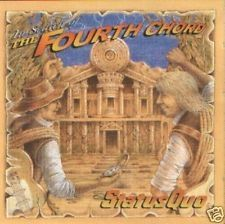 In Search Of The Fourth Chord - 2LP (Orange vinyl) / Status Quo / 2007 / 2017