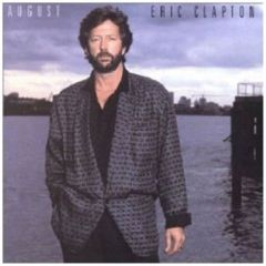 August - CD / Eric Clapton / 1986/2000