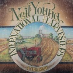 A Treasure - cd / Neil Young / 2011