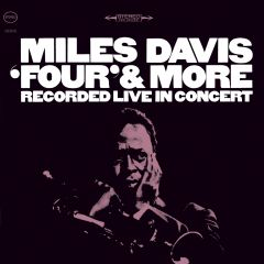 'Four' & More | Recorded Live In Concert - CD / Miles Davis / 1966 / 2020