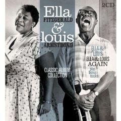 Ella & Louis - Classic Album Collection - 2CD / Ella Fitzgerald | Louis Armstrong / 2017
