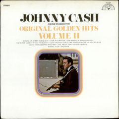 Original Golden Hits - Vol. II - LP / Johnny Cash / 1969