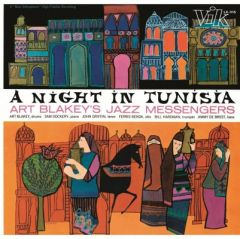 A Night In Tunisia - LP / Art Blakey's Jazz Messengers / 1957 / 2013