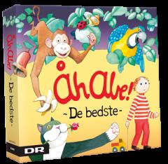 Åh Abe - De Bedste - 4CD / Various Artist / 2015