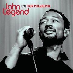 Live From Philadelphia - cd / John Legend / 2008