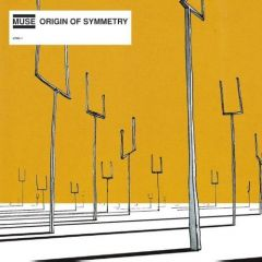 Origin Of Symmetry - 2LP / Muse / 2009