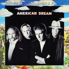 American Dream - LP / Crosby, Stills, Nash & Young / 1988