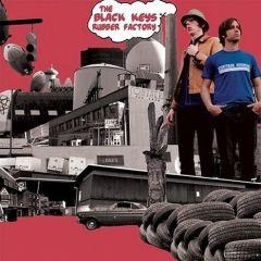 Rubber Factory - LP / The Black Keys / 2004
