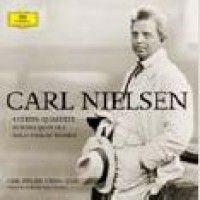4 String Quartets - String Quintet - Solo Violin Works (3CD) / Carl Nelsen / 2006
