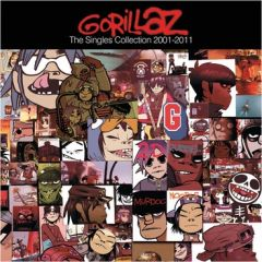 The Singles Collections 2001-2011 - CD+DVD / Gorillaz / 2011