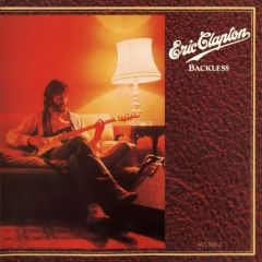 Backless - CD / Eric Clapton / 1978
