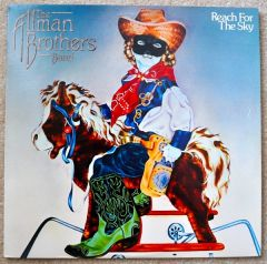 Reach For The Sky - LP / Allman Brothers Band / 1980/2013