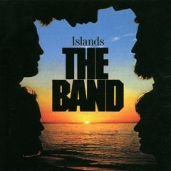 Islands - cd / The Band / 1976
