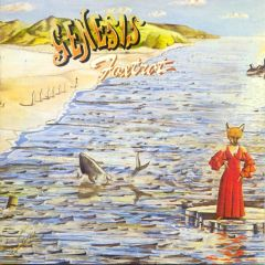 Foxtrot - CD / Genesis / 1972 / 2007