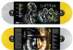 Many Faces Of Daft Punk - 2LP (Farvet vinyl) / Daft Punk / 2020