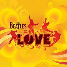Love - CD / The Beatles / 2006