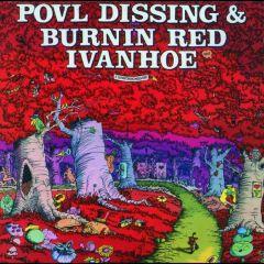 6 Elefantskovcikadeviser (med Burnin Red Ivanhoe) - LP / Povl Dissing / 1980
