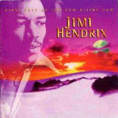First Rays of the New Rising Sun - CD / Jimi Hendrix / 1997