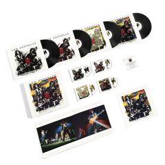 How The West Was Won - 4LP+3CD+DVD+Bog (Super Deluxe Box Set) / Led Zeppelin / 2003 / 2018
