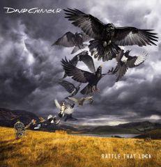 Rattle That Lock - CD / David Gilmour / 2015