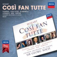Cosi Fan Tutte - 3CD  / Wolfgang Amadeus Mozart / 1996/2011