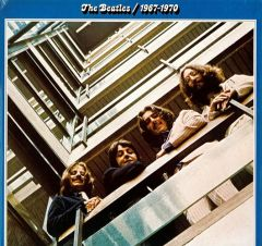 1967-1970 (Den blå compilation) - 2CD / The Beatles / 2010