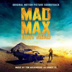 Mad Max Fury Road - 2LP / Soundtrack | Junkie XL / 2015