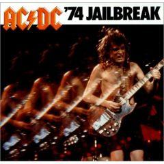 '74 jailbreak - LP / AC/DC / 1984/2003