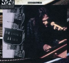 Live At Massey Hall 1971 - CD+dvd / Neil Young / 2007