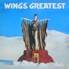 Wings greatest - LP / Paul McCartney & Wings / 1978
