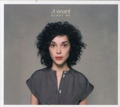 Marry Me - cd / St. Vincent / 2007